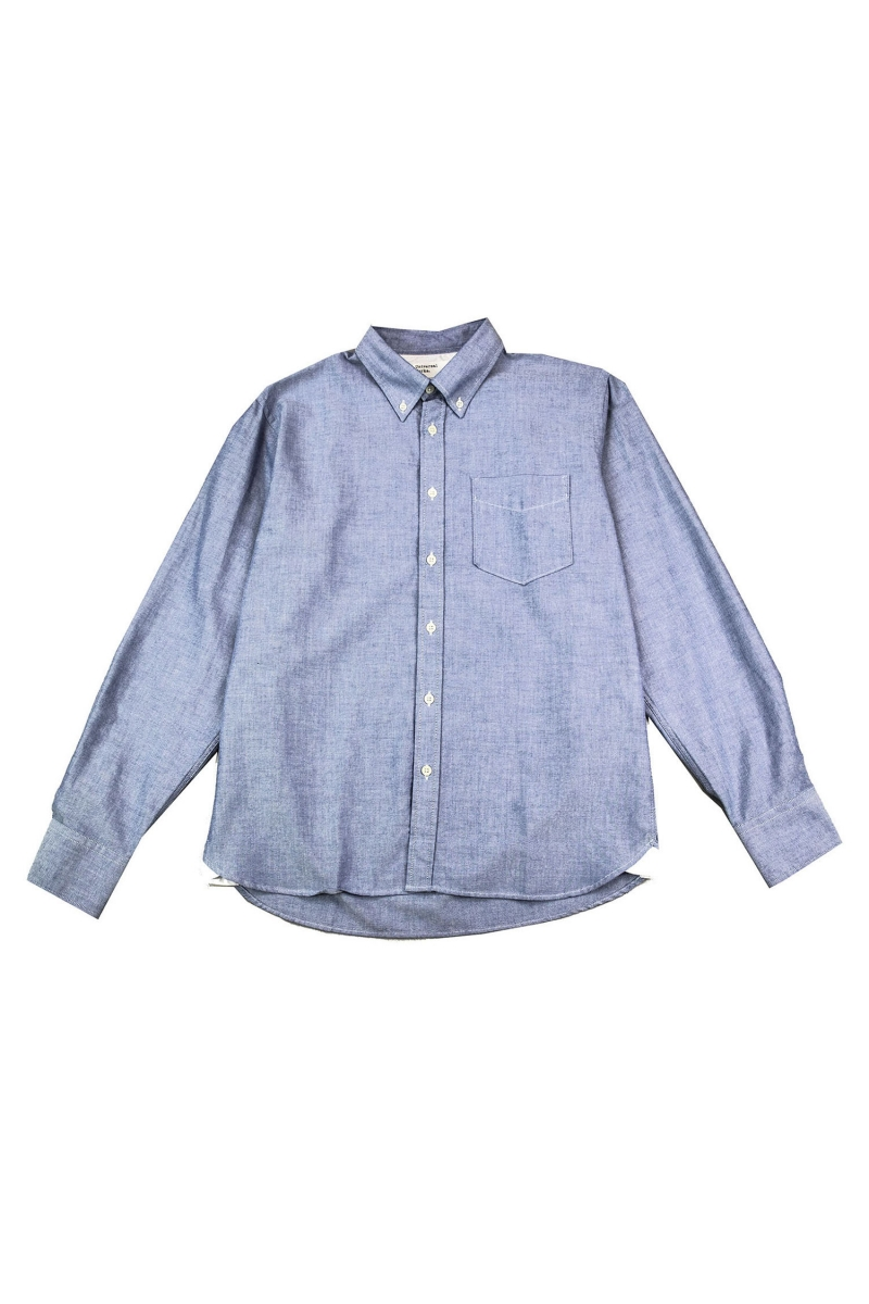 EVERYDAY SHIRT | BLUE