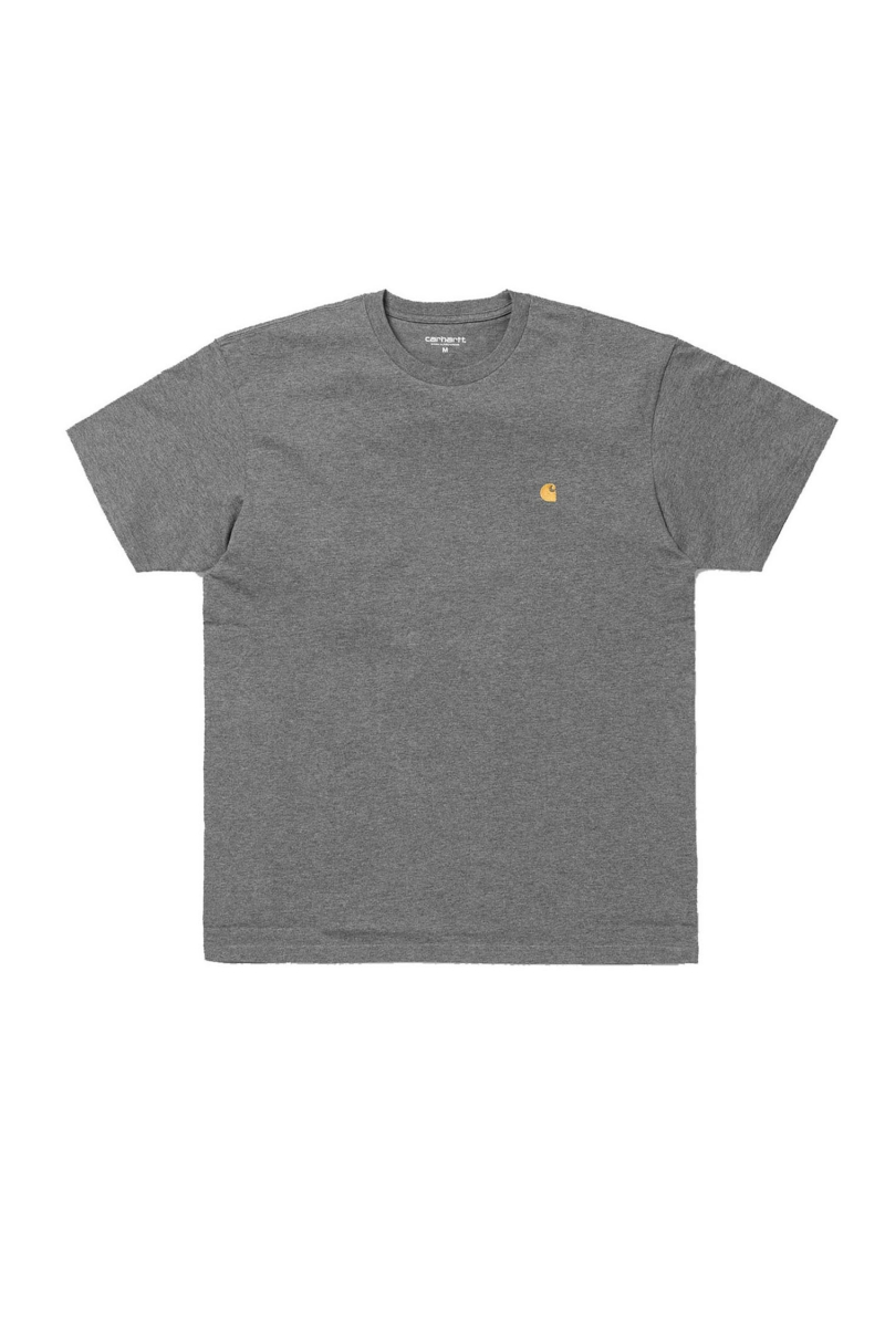 CHASE TEE | DARK GREY