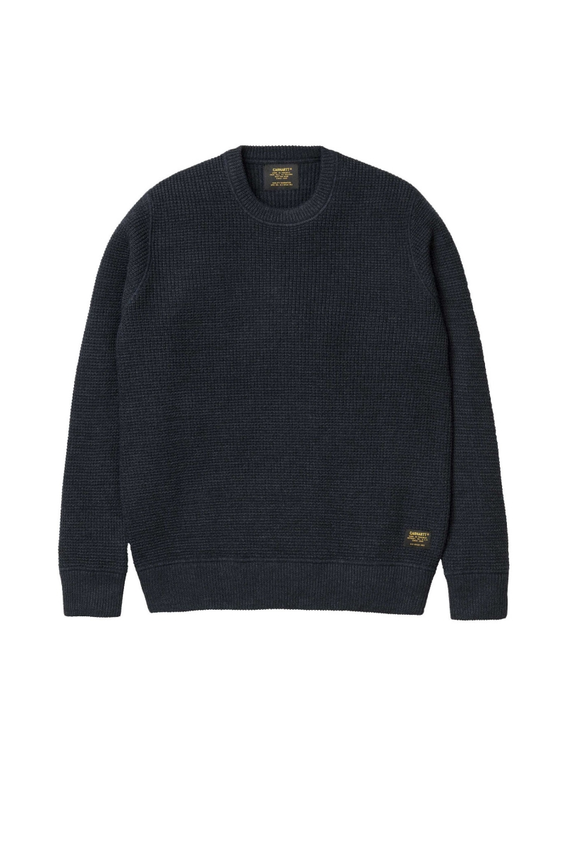 MASON SWEATER | DARK NAVY