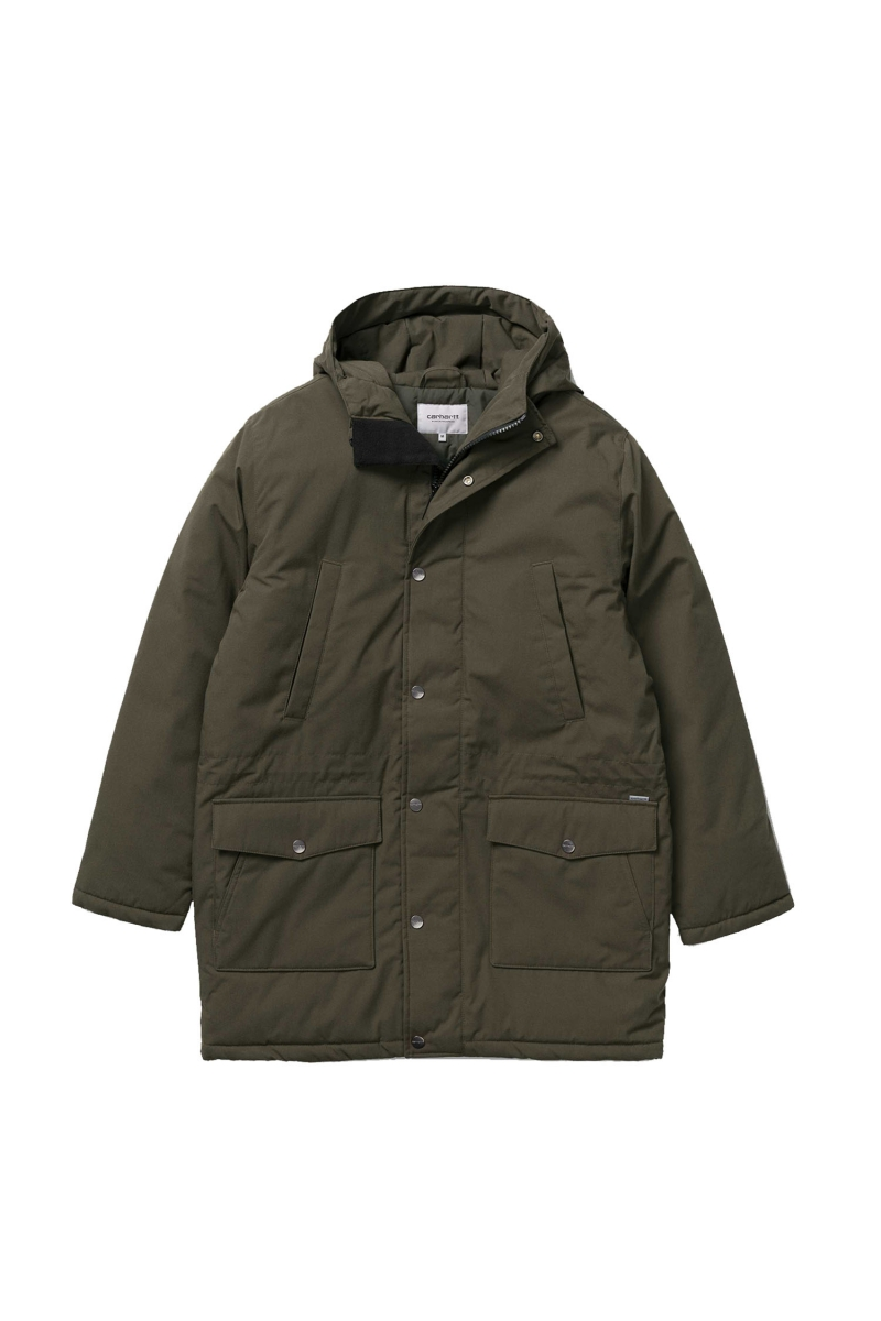 TROPPER PARKA | CYPRESS