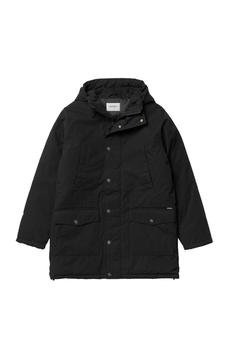 TROPPER PARKA | BLACK