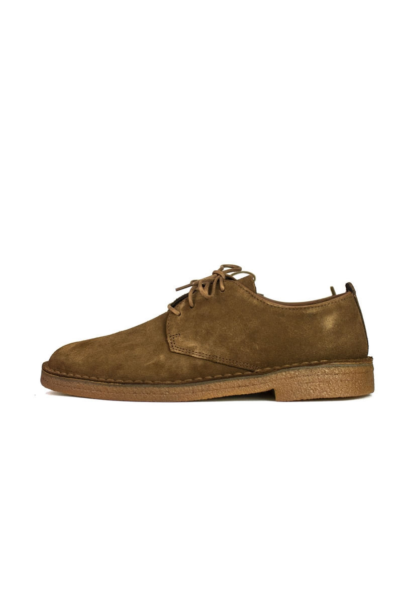 DESERT LONDON | COLA SUEDE