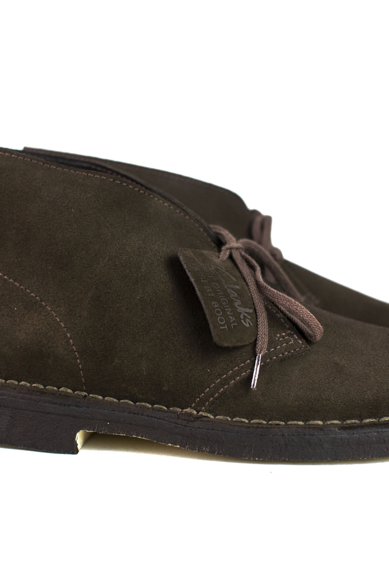 DESERT BOOT | BROWN SUEDE