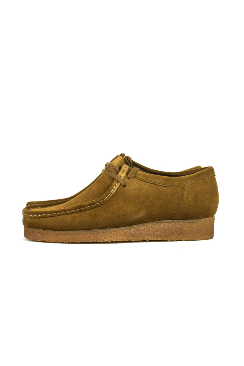 WALLABEE | COLA SUEDE