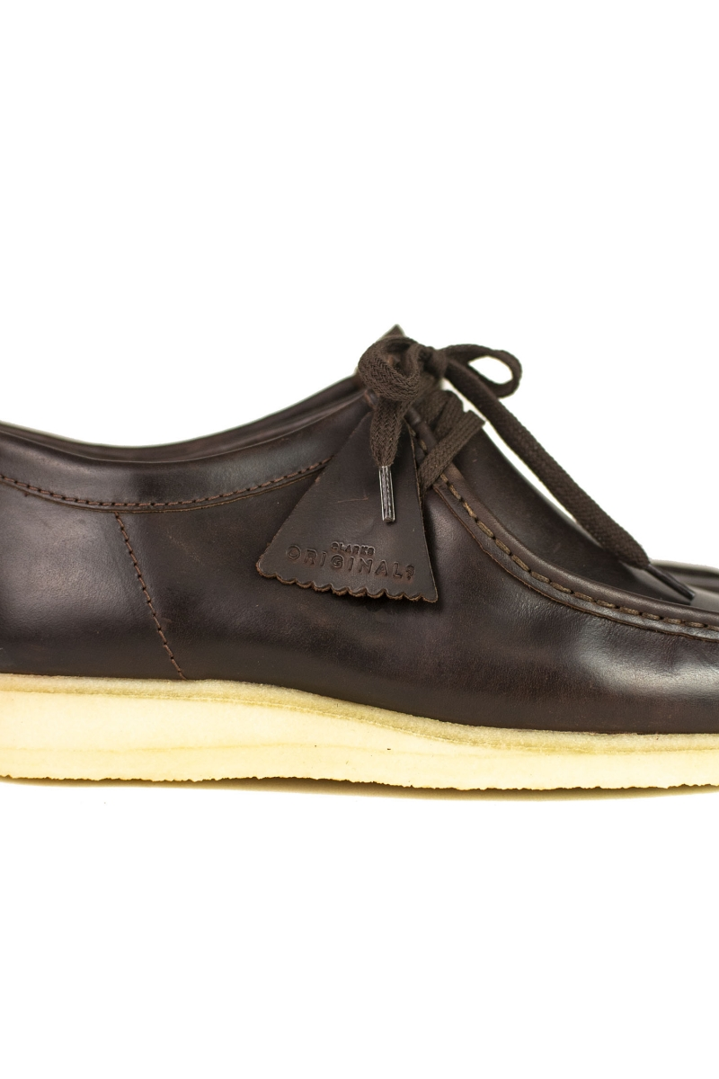WALLABEE | CHESTNUT LEATHER