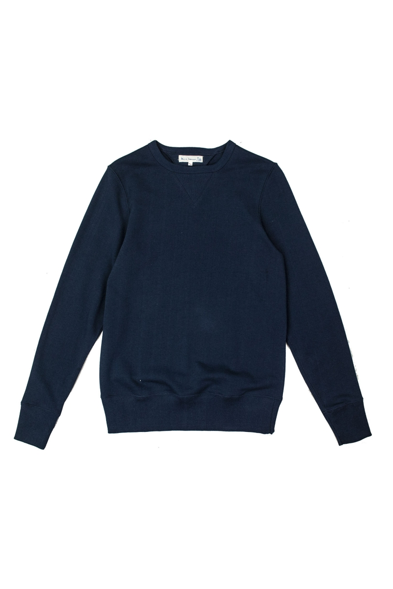 FLEECE 3 THREAD | INK BLUE
