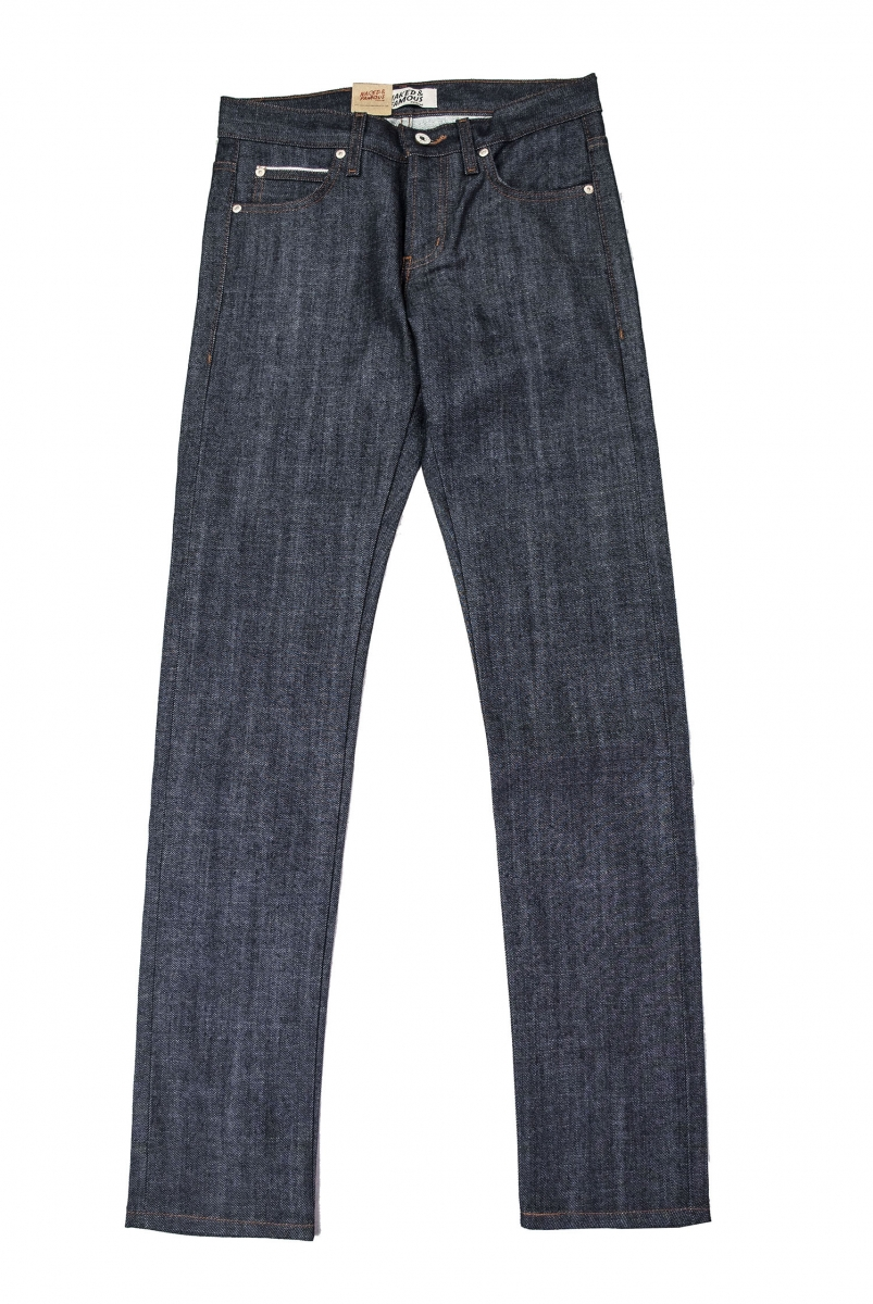 SUPER GUY | STRETCH SELVEDGE