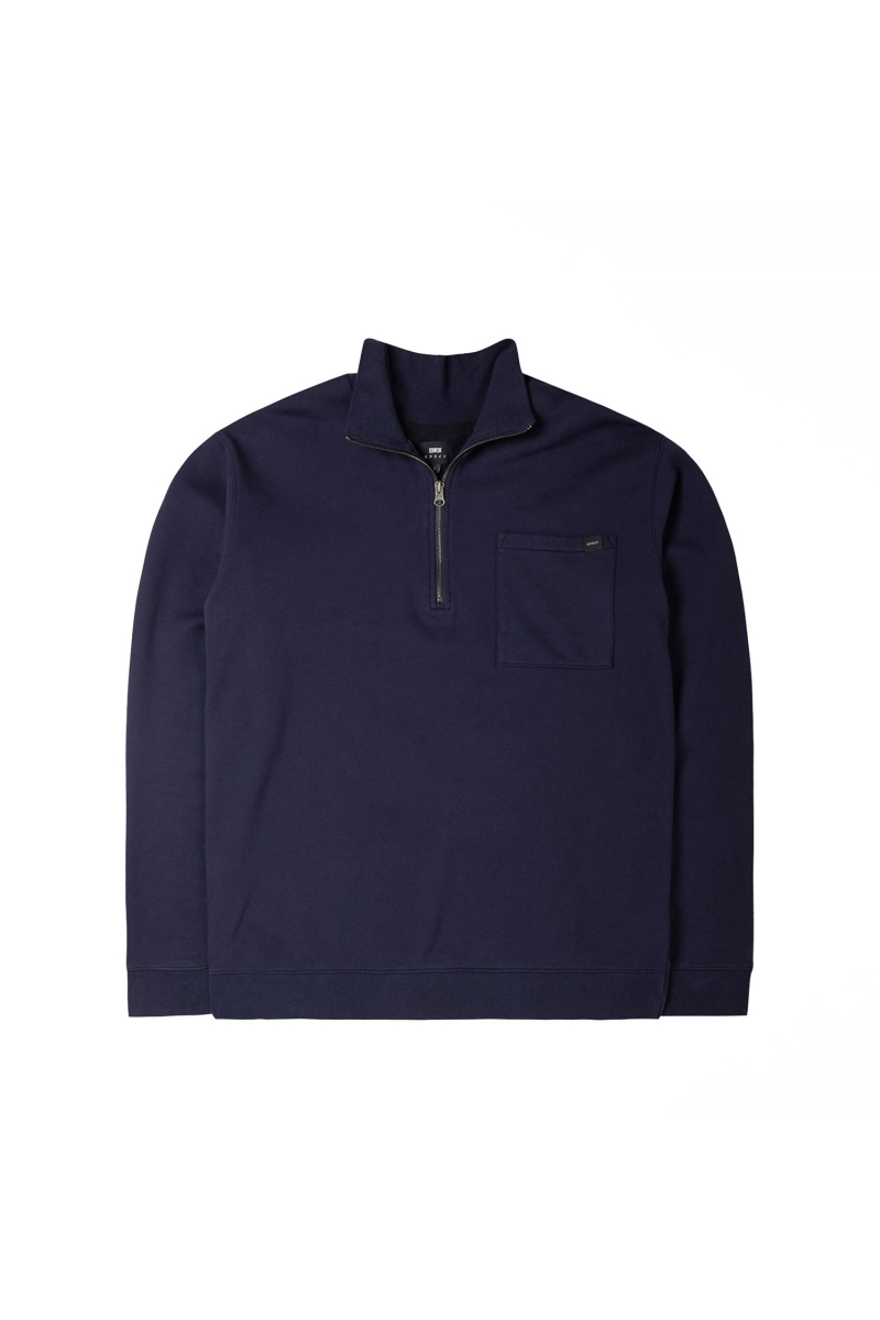POPOVER SWEAT | NAVY
