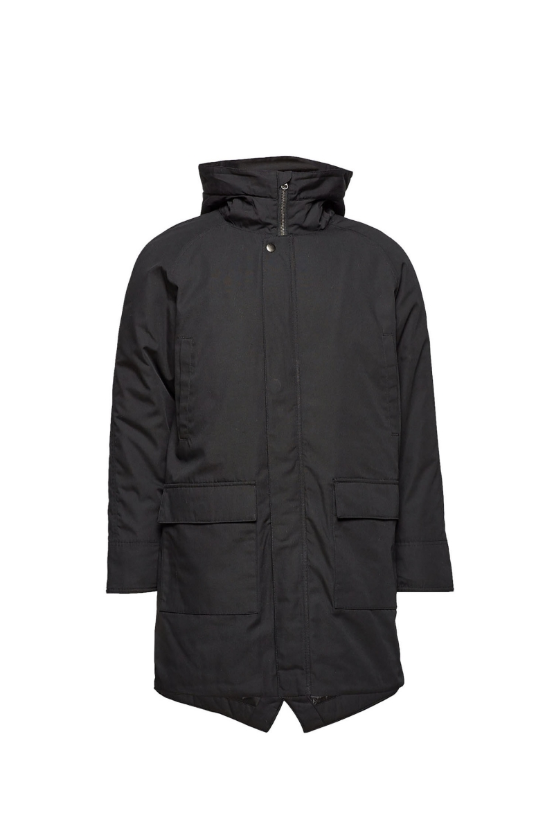 FISHTAIL PARKA 2 | BLACK