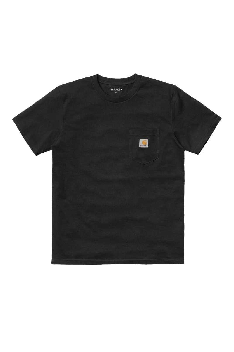 S/S POCKET | BLACK