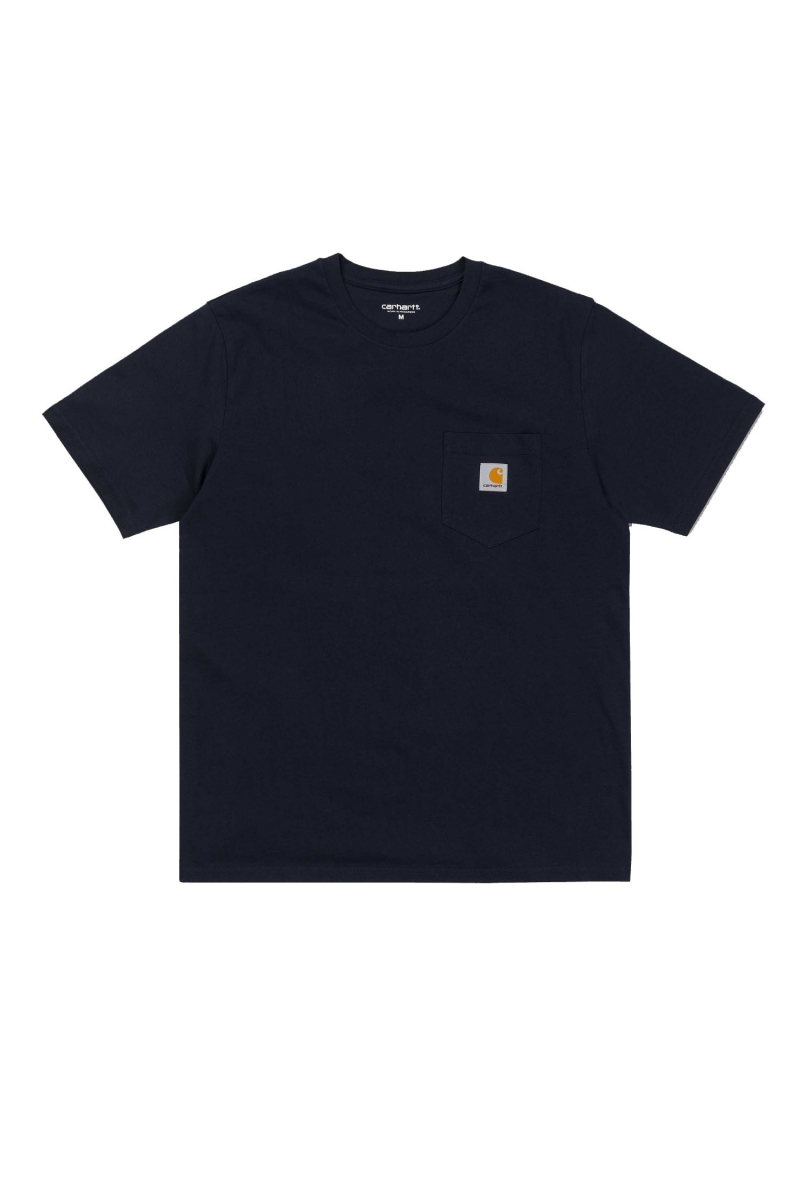 S/S POCKET | DARK NAVY
