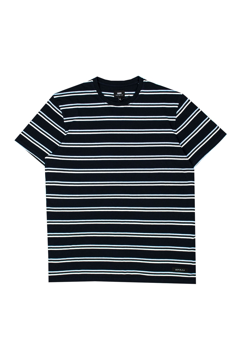 WEST STRIPES | NAVY