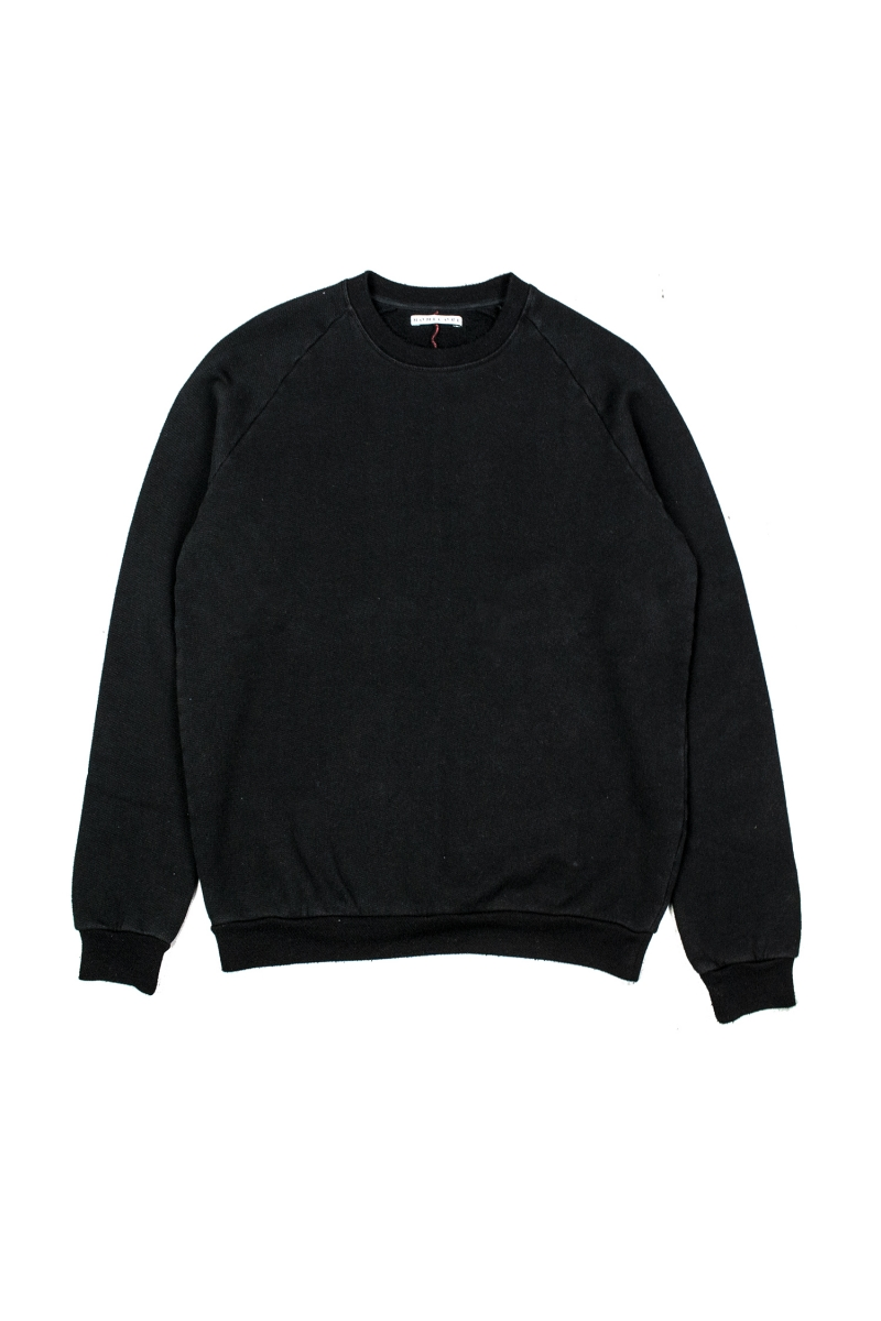 TERRY SWEAT | BLACK