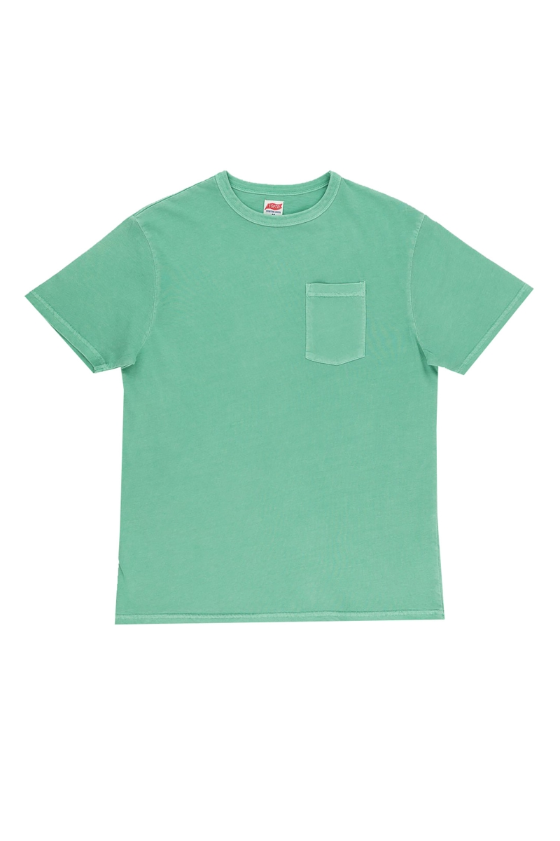 SUNFADE POCKET | FADED MINT
