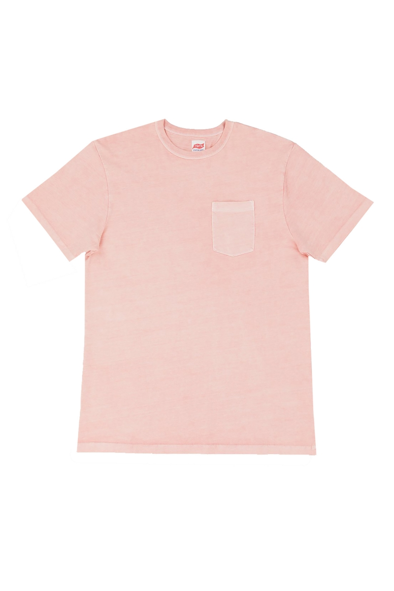 SUNFADE POCKET | FADED PINK
