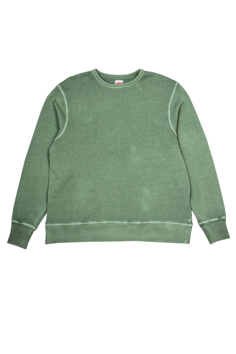 SUNFADE SWEAT | FADED OLIVE