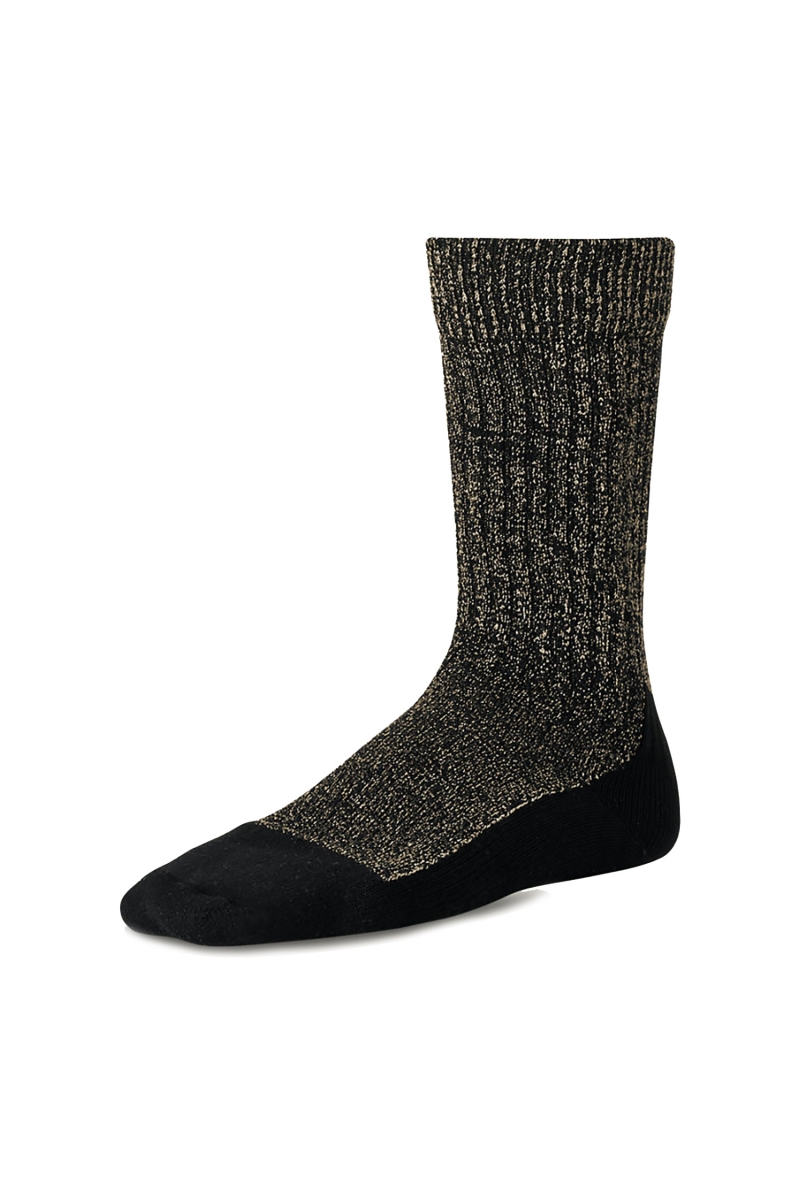 ACRYLIC WOOL SOCKS | 97177 BLACK