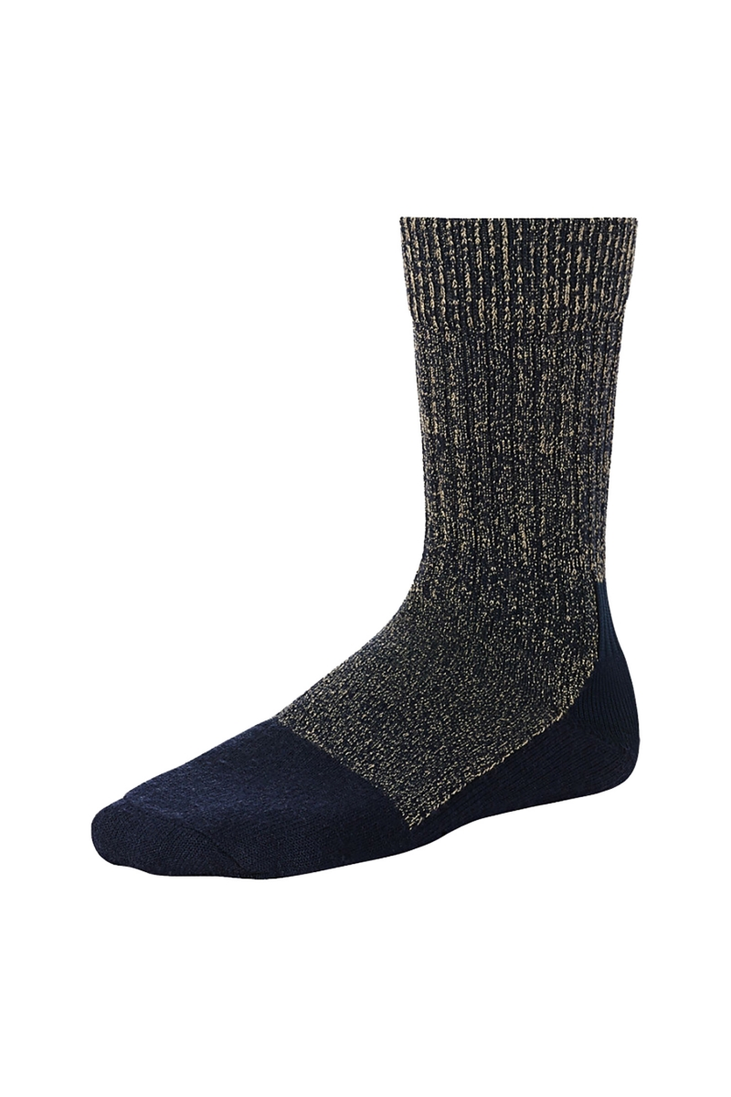 ACRYLIC WOOL SOCKS | 97174 NAVY