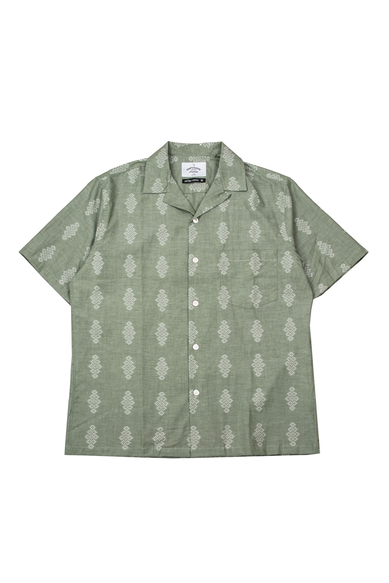 BUNCH SS | OLIVE