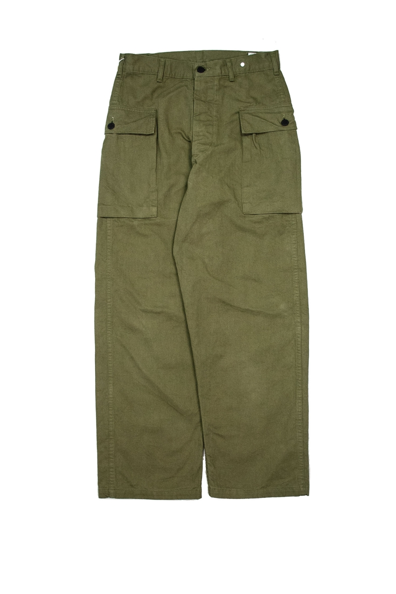 2 POCKET CARGO | GREEN