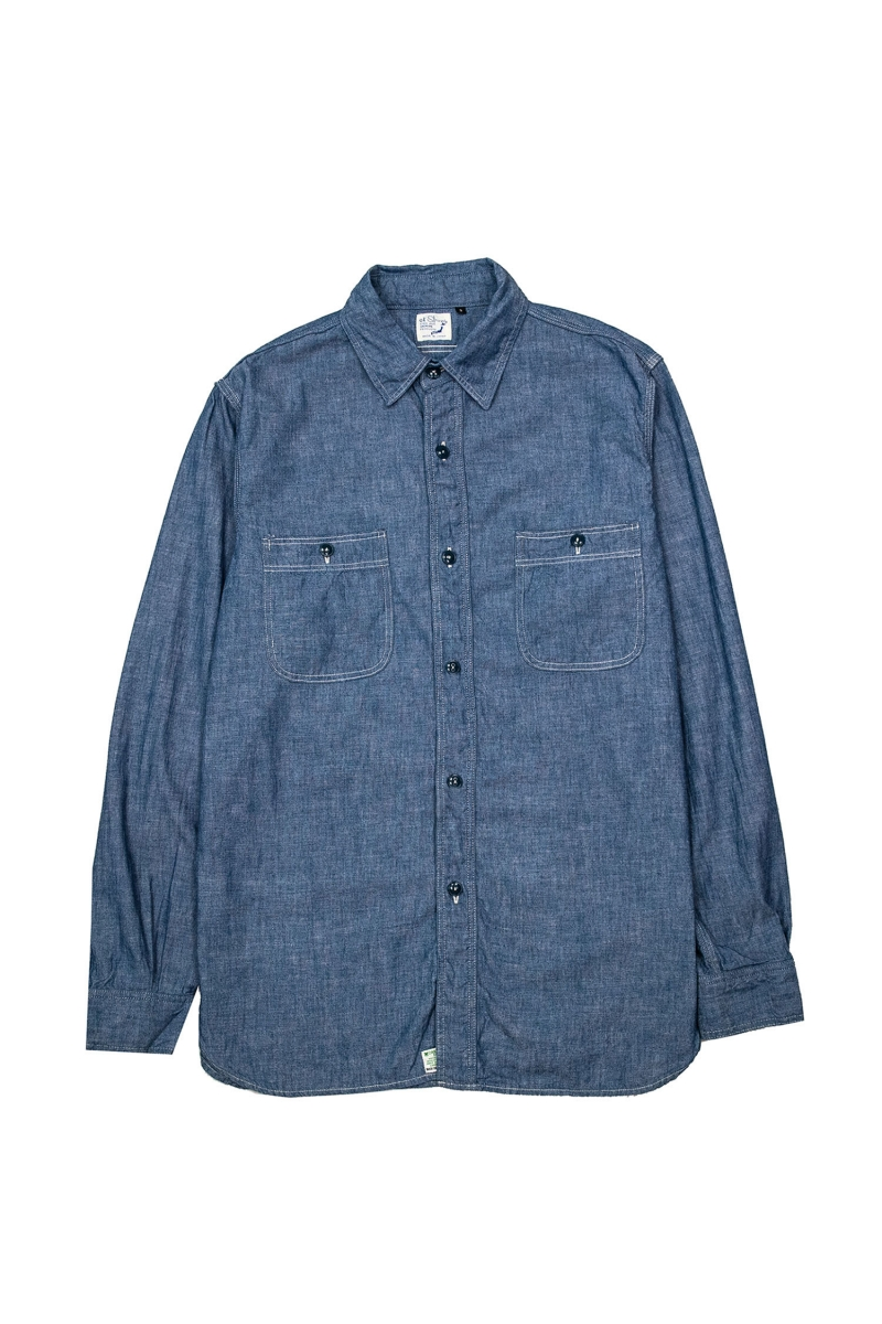 WORK SHIRT | CHAMBRAY