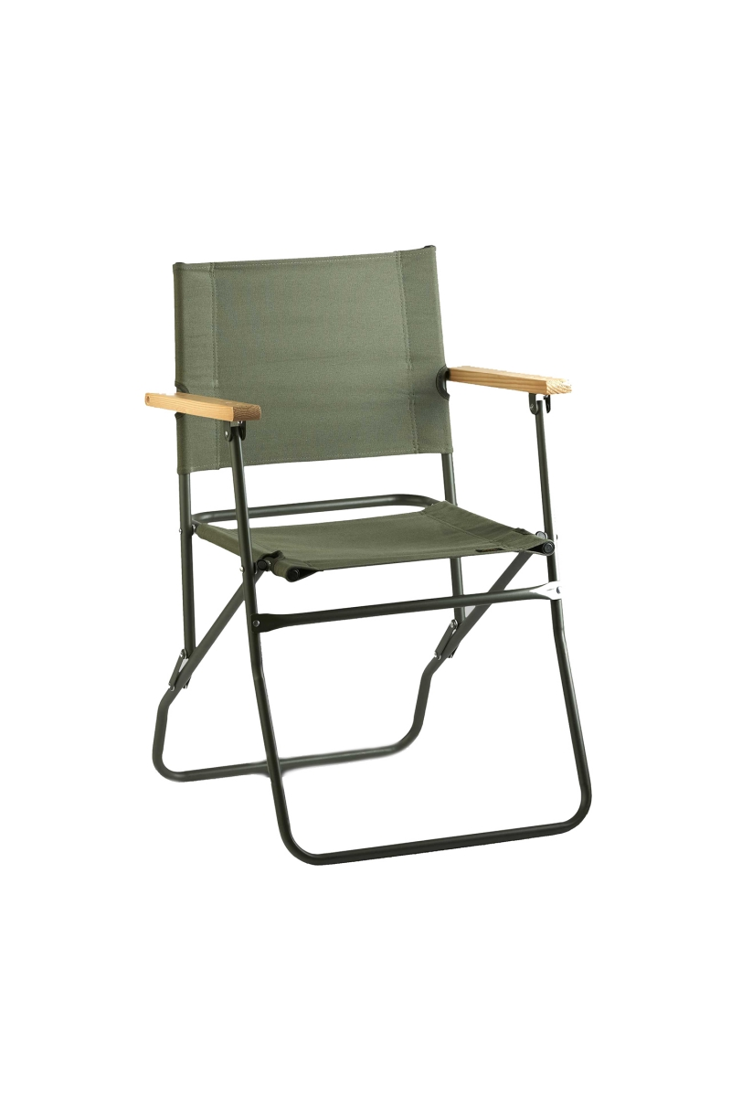 LAND ROVER CHAIR METAL | CANVAS ADVENTURE