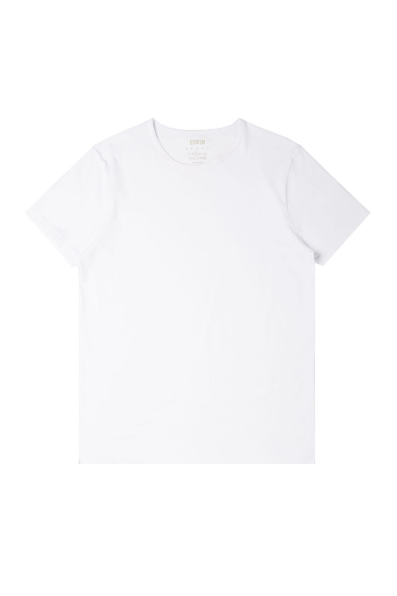 DOUBLE PACK TEE | WHITE