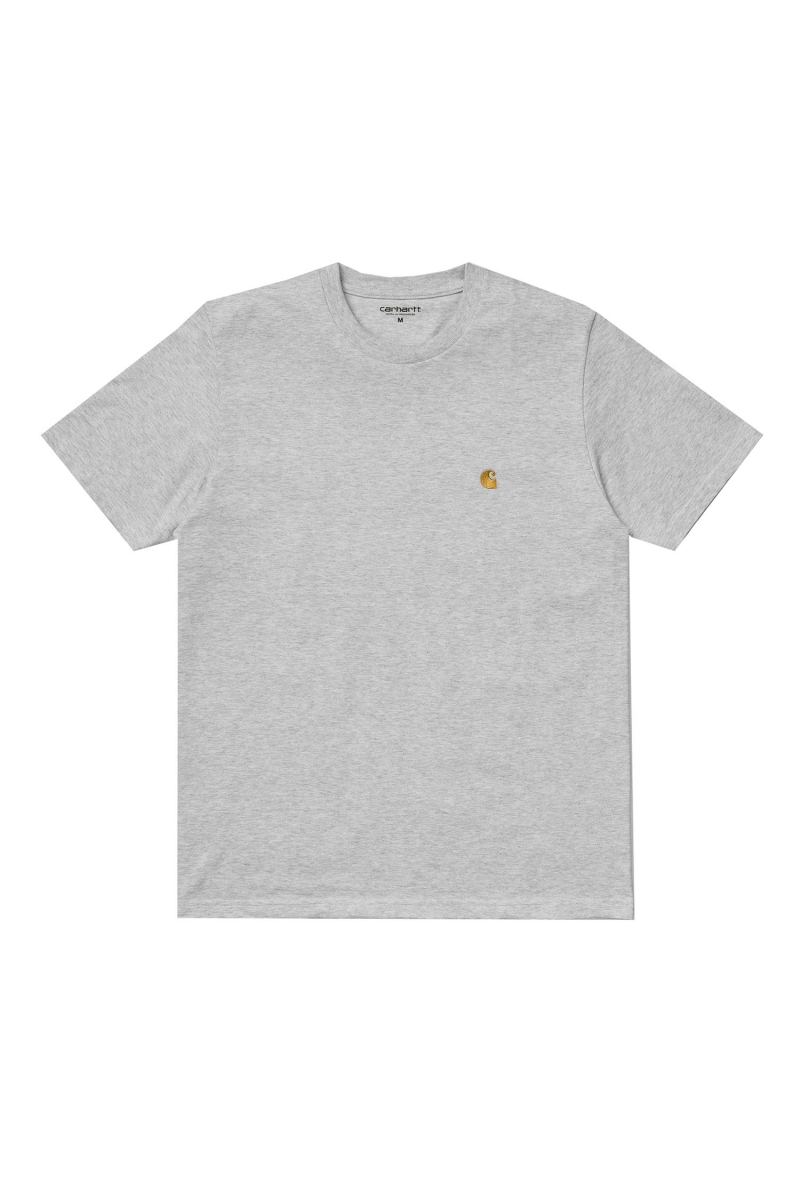 CHASE TEE | ASH HEATHER