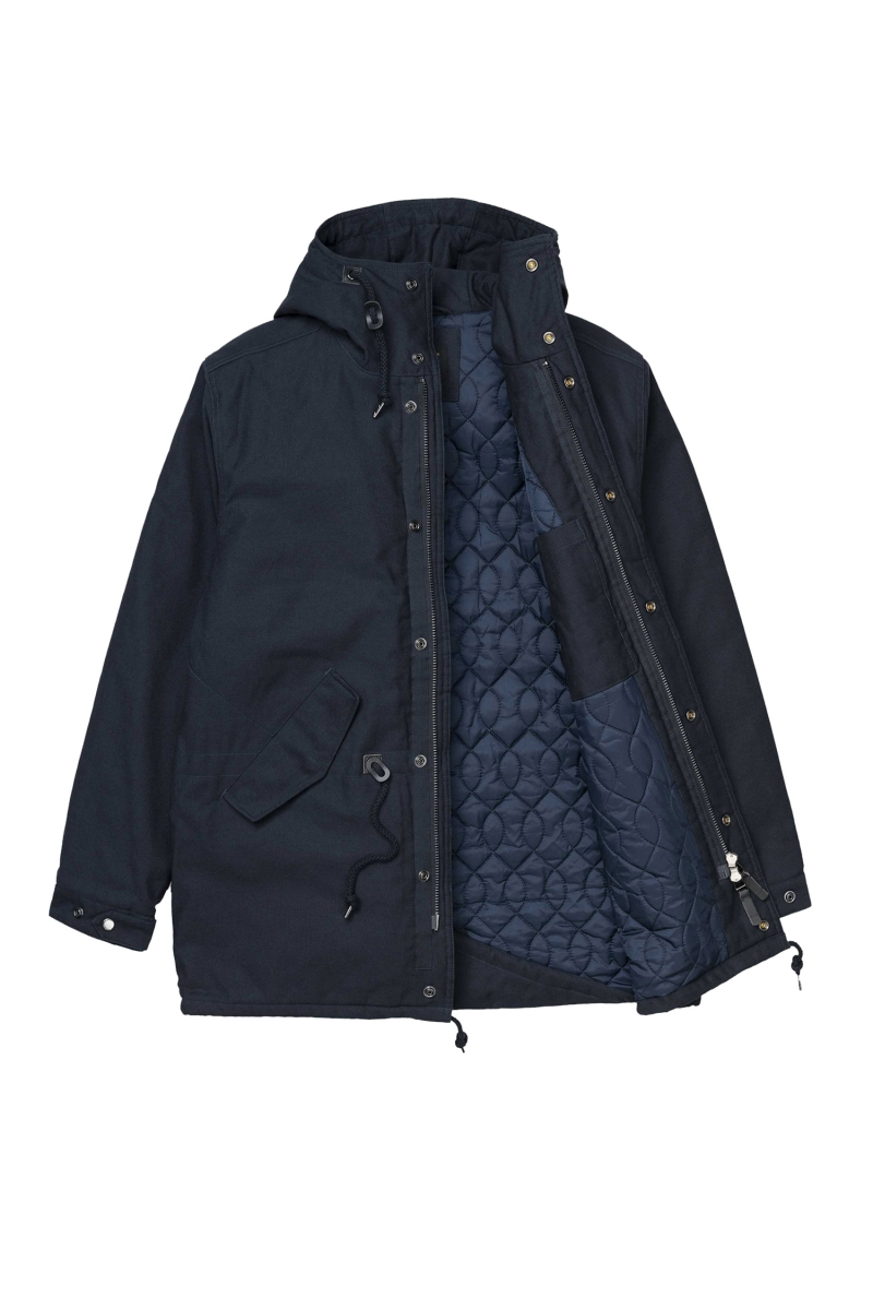 CLASH PARKA | DARK NAVY