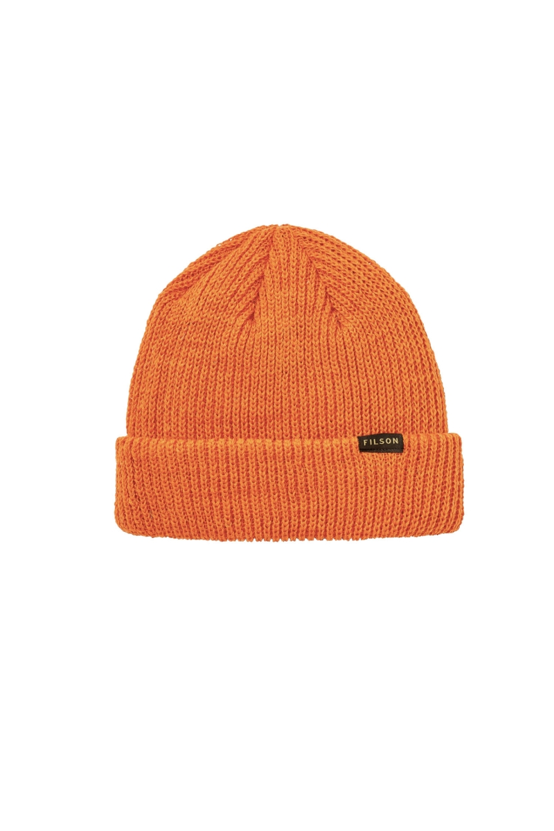 WATCH CAP | ORANGE