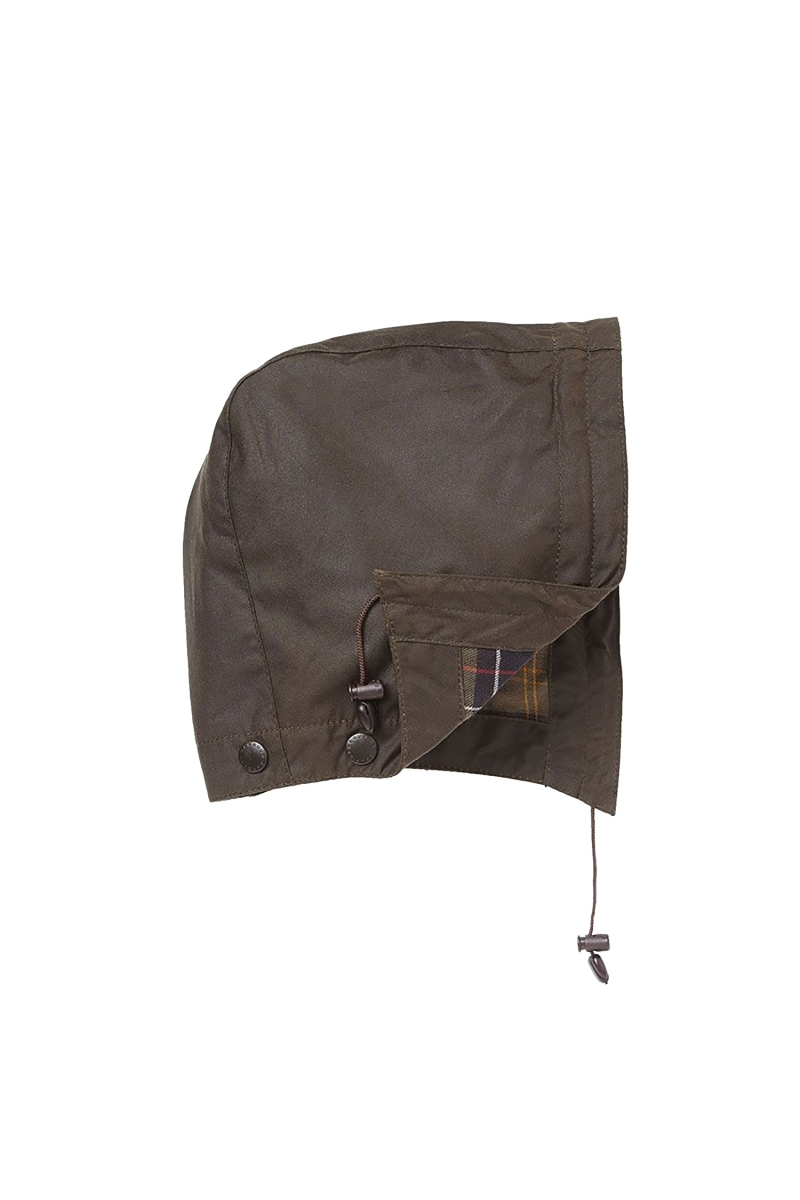 CLASSIC SYLKOIL HOOD | OLIVE