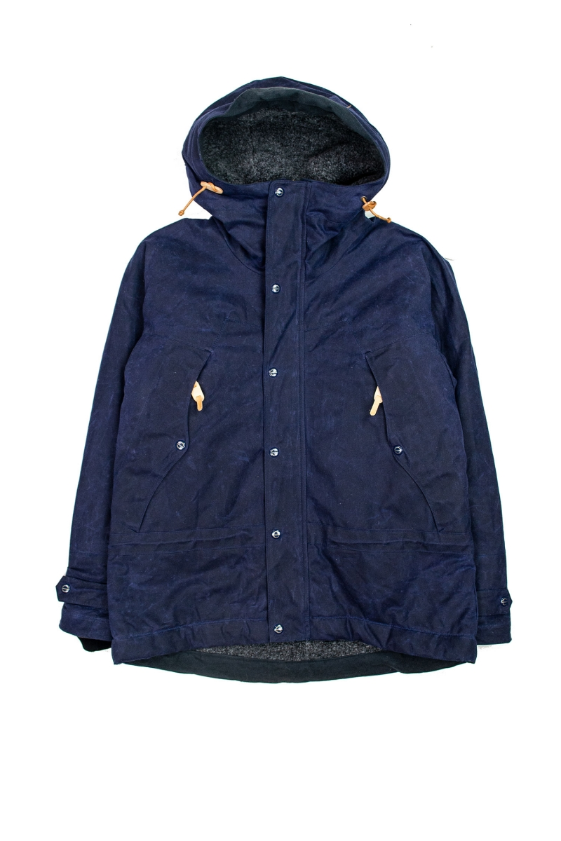MOUNTAIN JACKET | NAVY