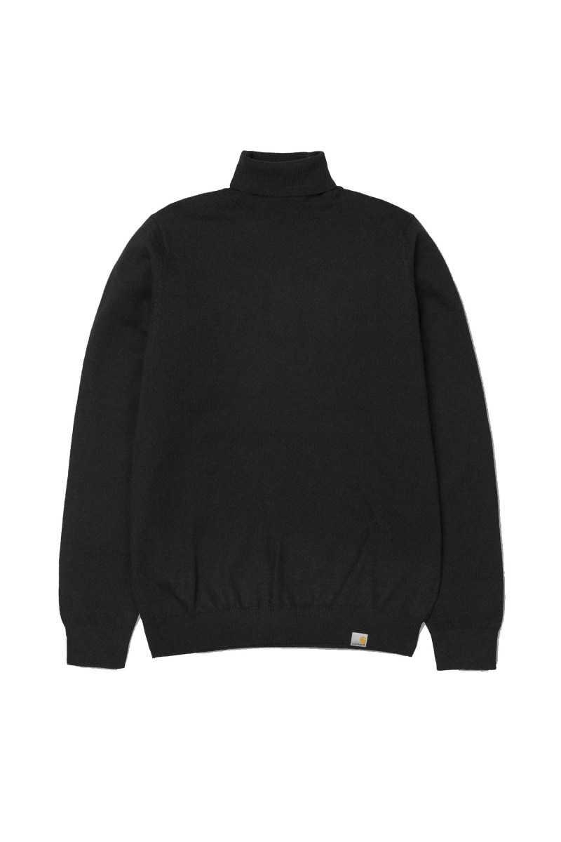 PLAYOFF TURTLENECK | BLACK