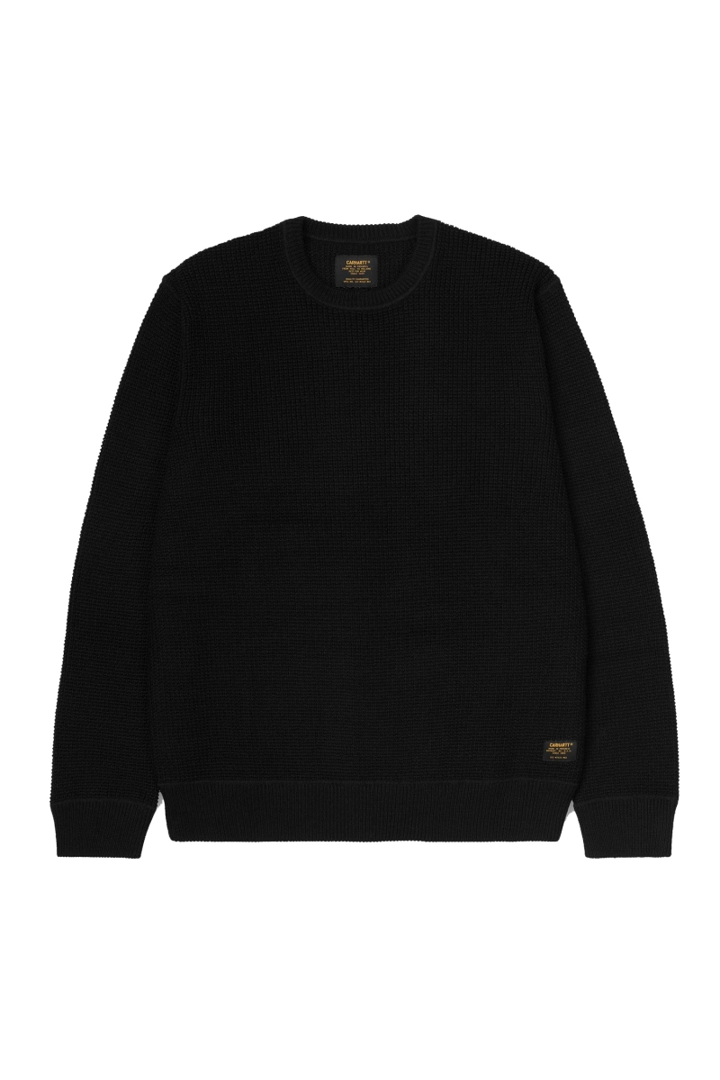 MASON SWEATER | BLACK