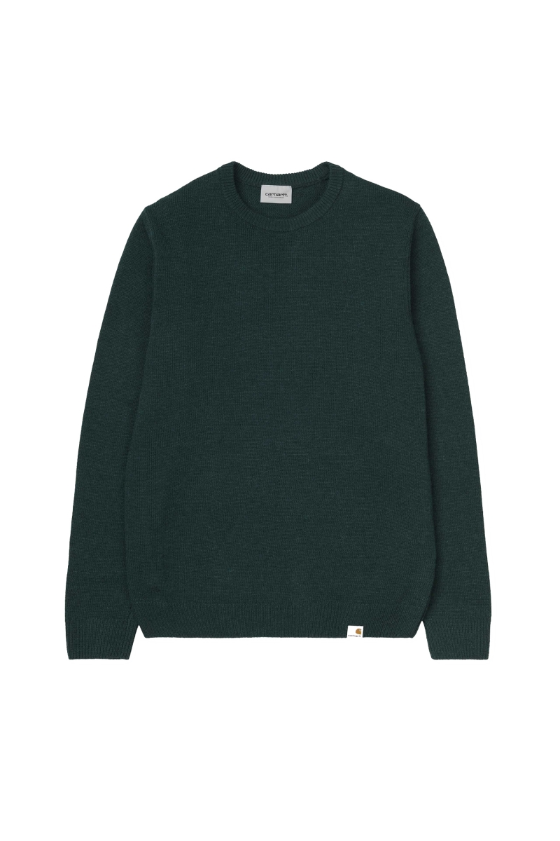 ALLEN SWEATER | DARK FIR