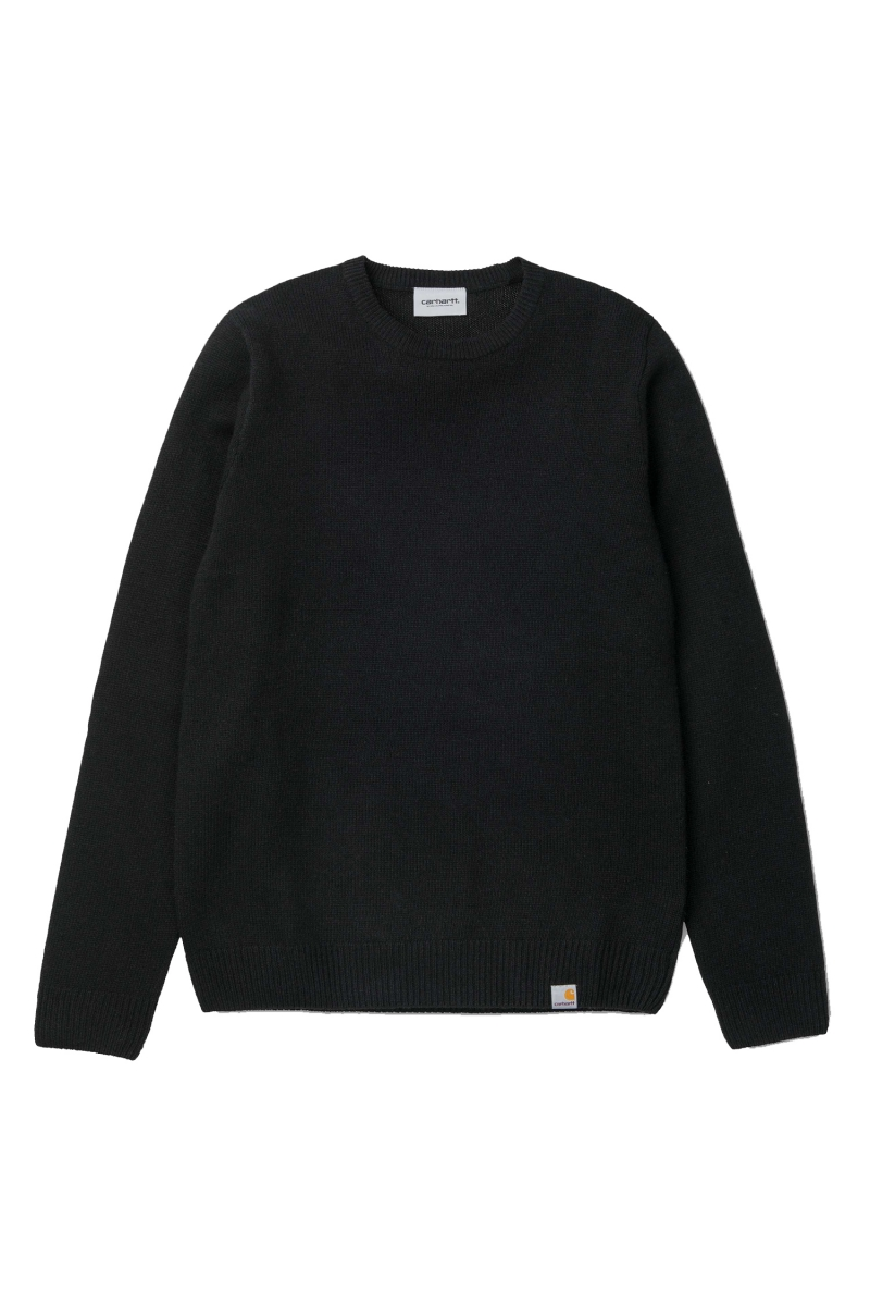 ALLEN SWEATER | BLACK