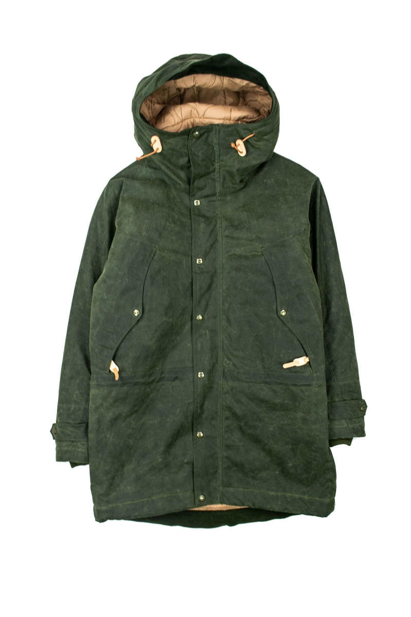 LONG MOUNTAIN | DARK GREEN
