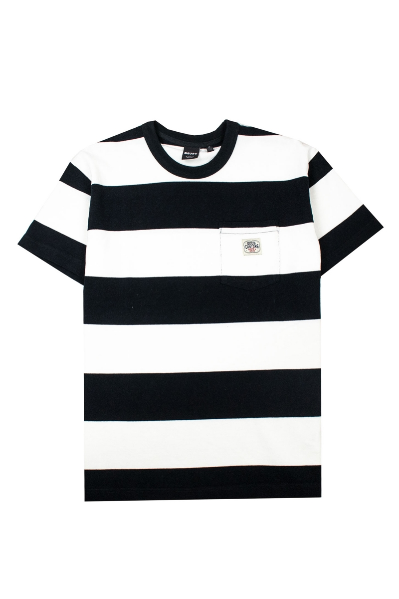 BONNIEVILLE STRIPE | OFF WHITE