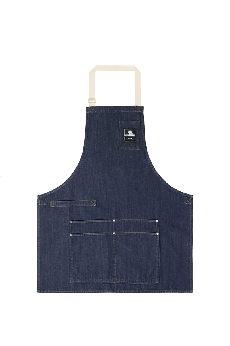 LOUIE APRON | BLUE