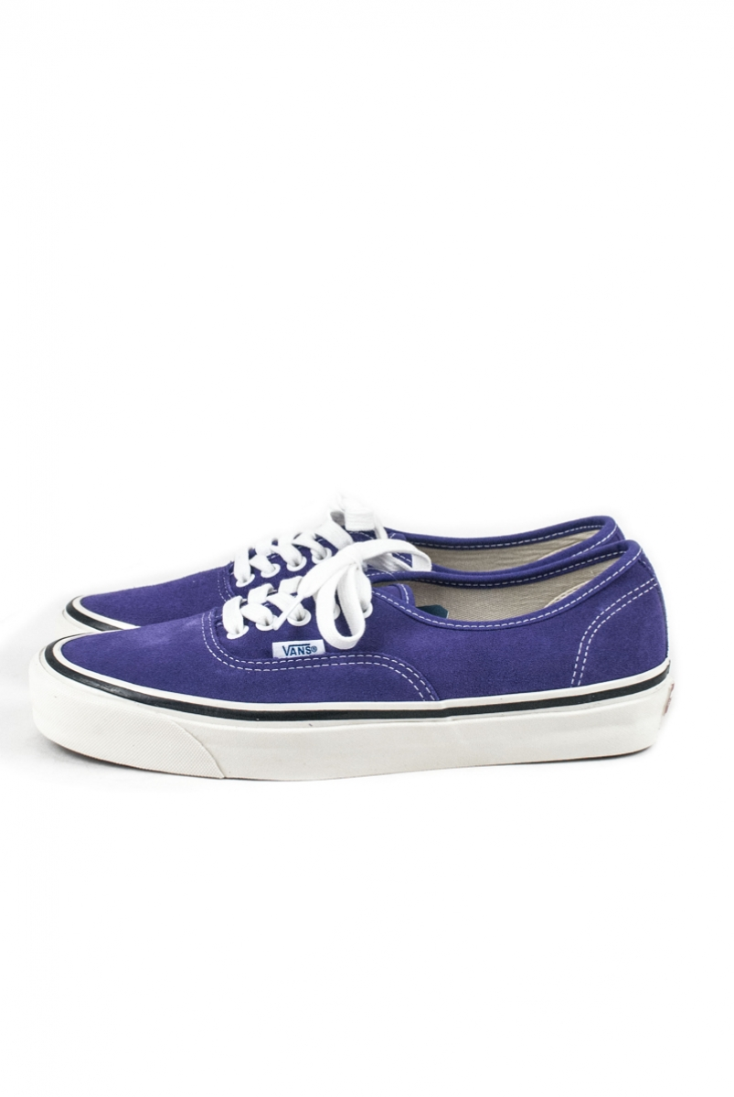 AUTHENTIC 44 DX SUEDE | BRIGHT PURPLE