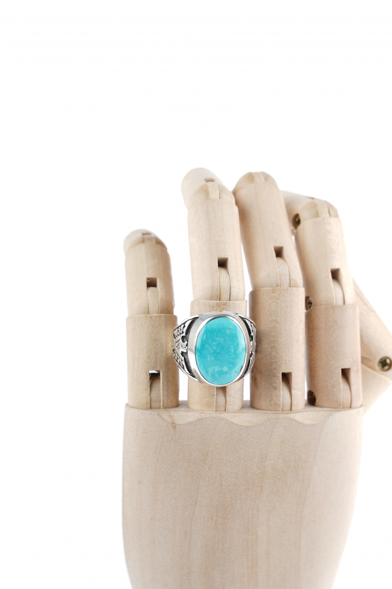 VINTAGE RING | TBIRD TURQUOISE