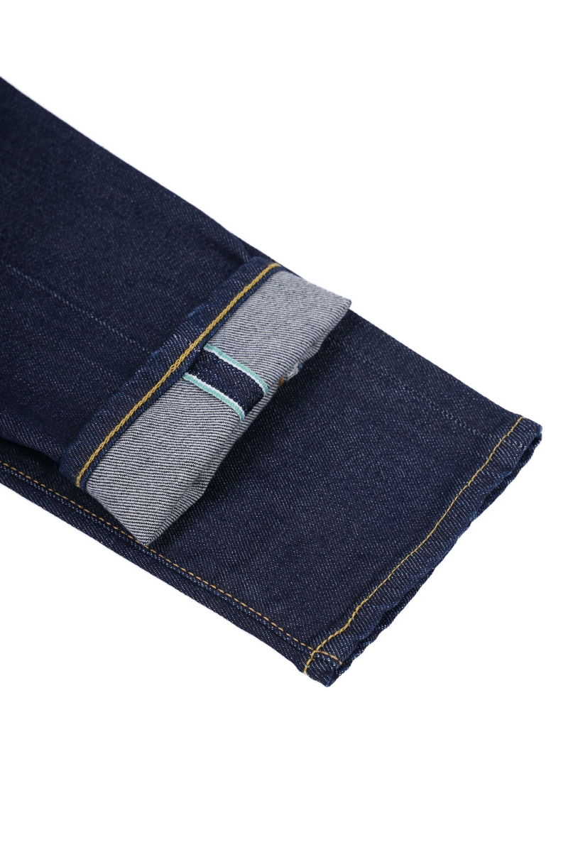 SLIM TAPERED | BLUE RINSED