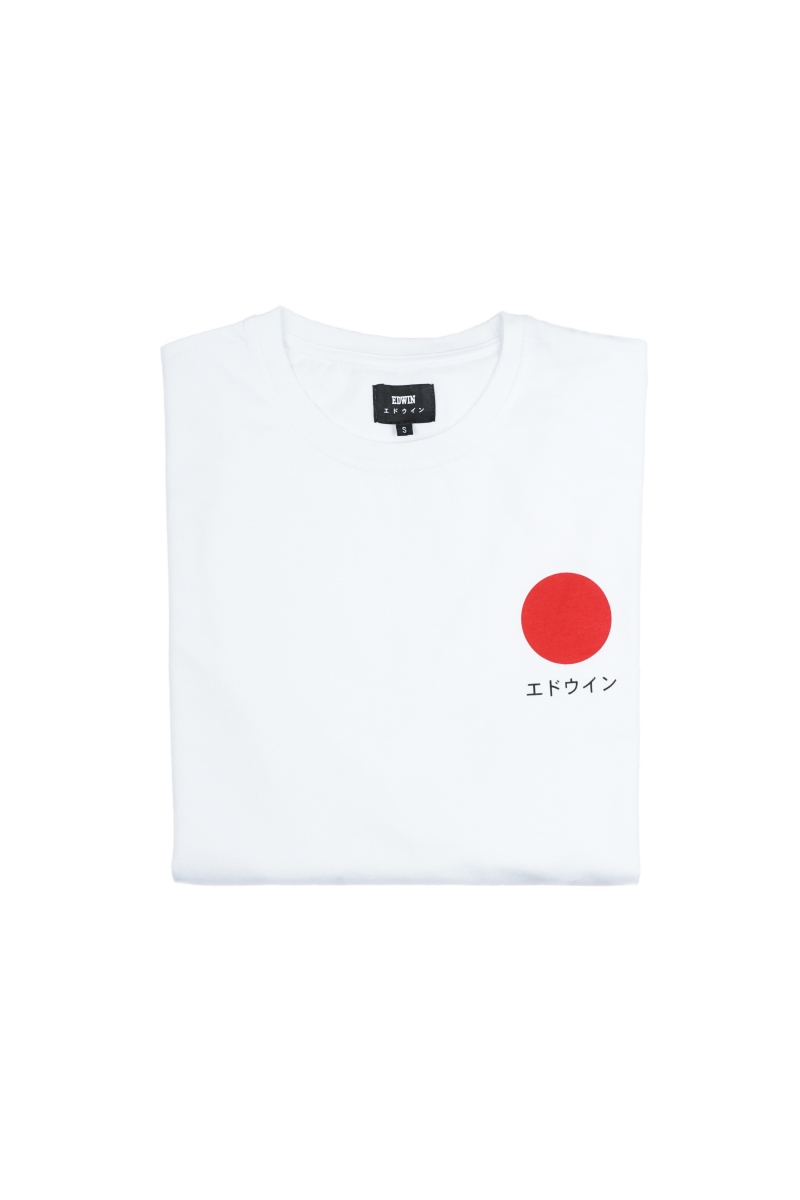 JAPANESE SUN LS | WHITE
