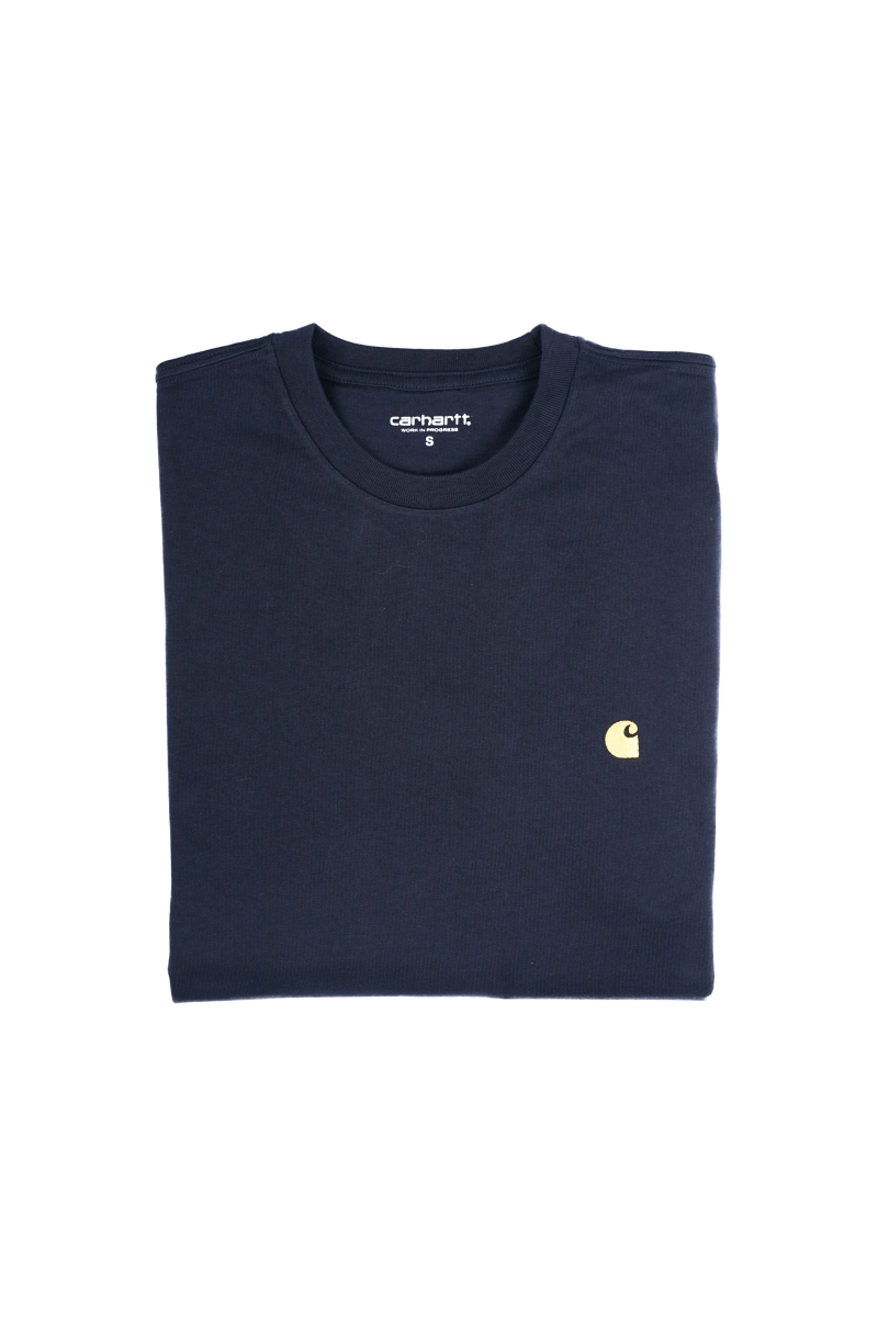 CHASE TEE | DARK NAVY