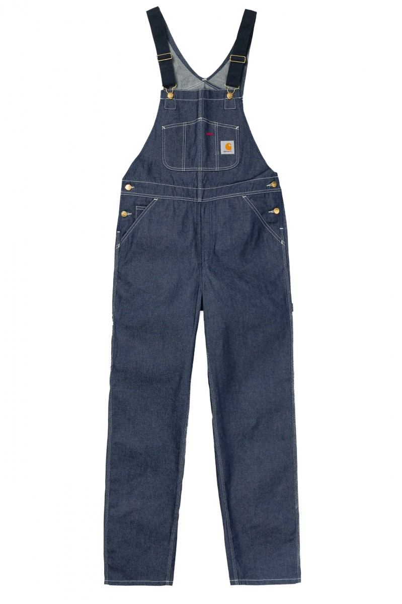 BIB OVERALL | BLUE RIGID