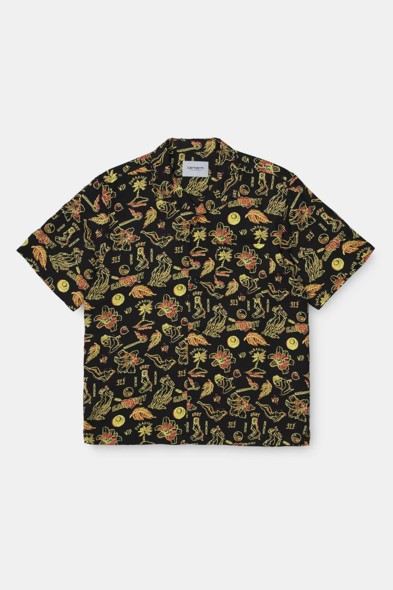 PARADISE SHIRT | YELLOW