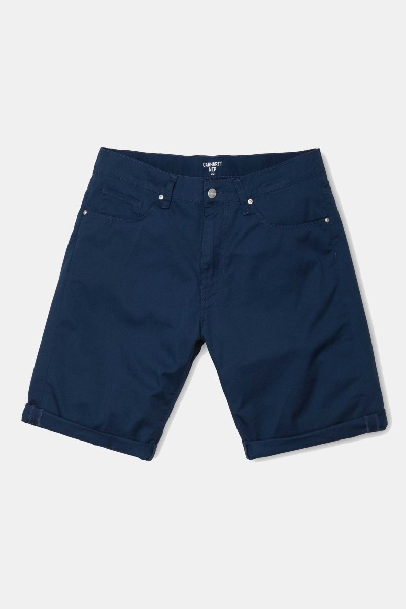 SWELL SHORT | BLUE RINSED