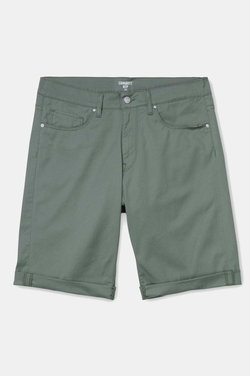 SWELL SHORT | DOLLAR GREEN