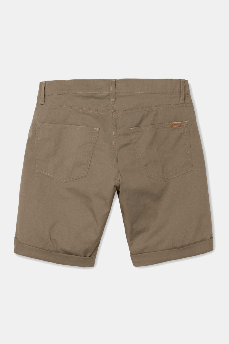 SWELL SHORT | LEATHER