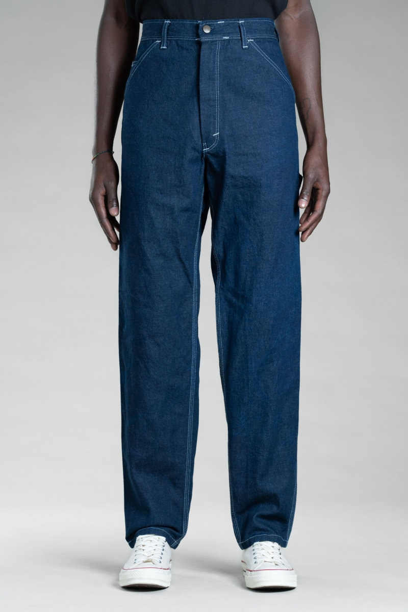 PAINTER PANT 80 | WASHED DENIM
